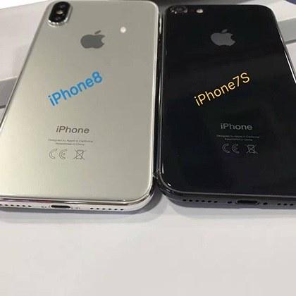 Настоящий iPhone 8 состеклянным корпусом впервый раз  наживых фотографиях